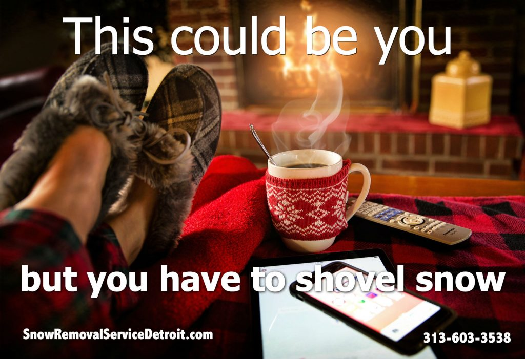 Snow removal company lets you enjoy your time off